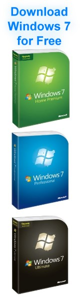 Windows 7 download: Starter, Home (Basic Premium), Professional und Win 7 Ultimate!